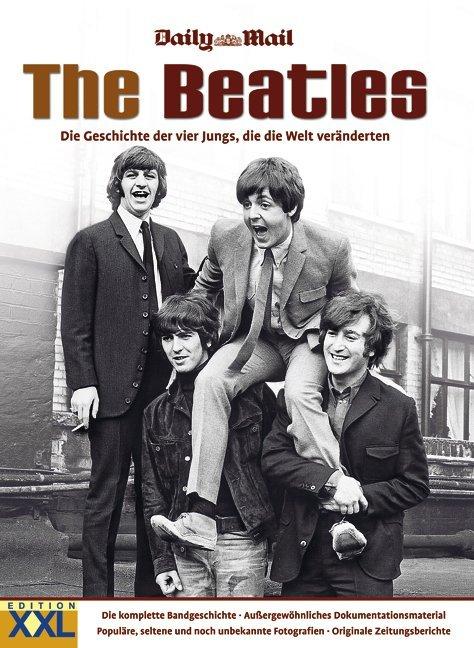 The Beatles als Buch (gebunden)