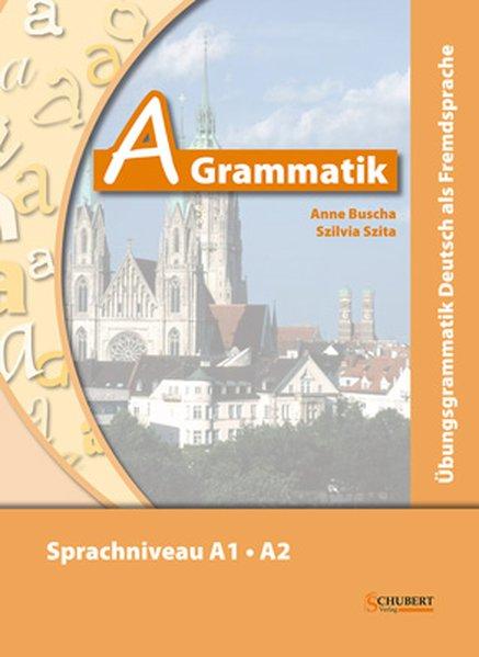 A-Grammatik als Buch (kartoniert)