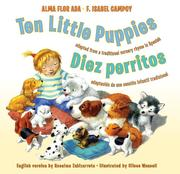 Ten Little Puppies/Diez Perritos: Bilingual Spanish-English Children's Book