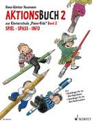 Piano Kids Band 2 + Aktionsbuch 2. Klavier.