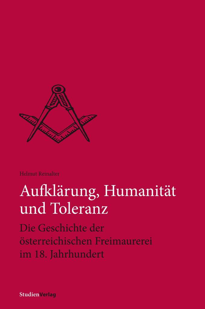 Aufklärung, Humanität und Toleranz als Buch (kartoniert)