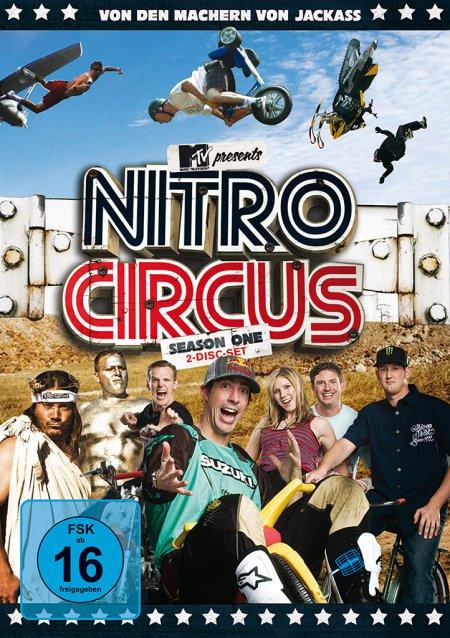 Nitro Circus als DVD