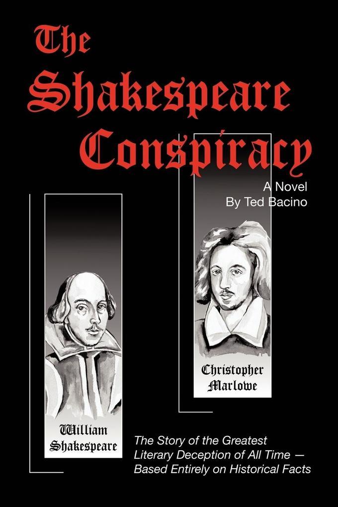 The Shakespeare Conspiracy - A Novel als Taschenbuch