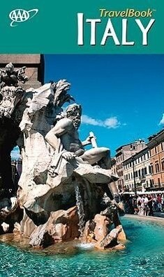 AAA Italy Travelbook als Taschenbuch