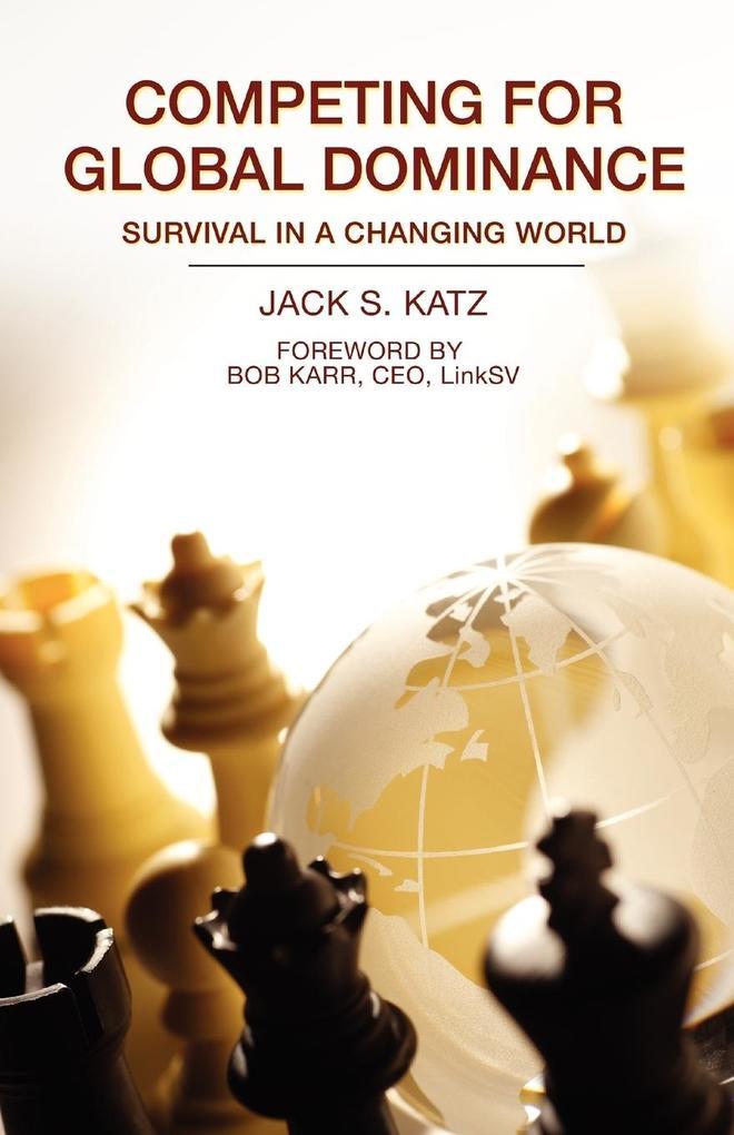 Competing for Global Dominance als Taschenbuch