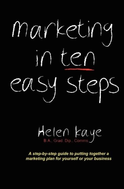 Marketing in Ten Easy Steps als Taschenbuch
