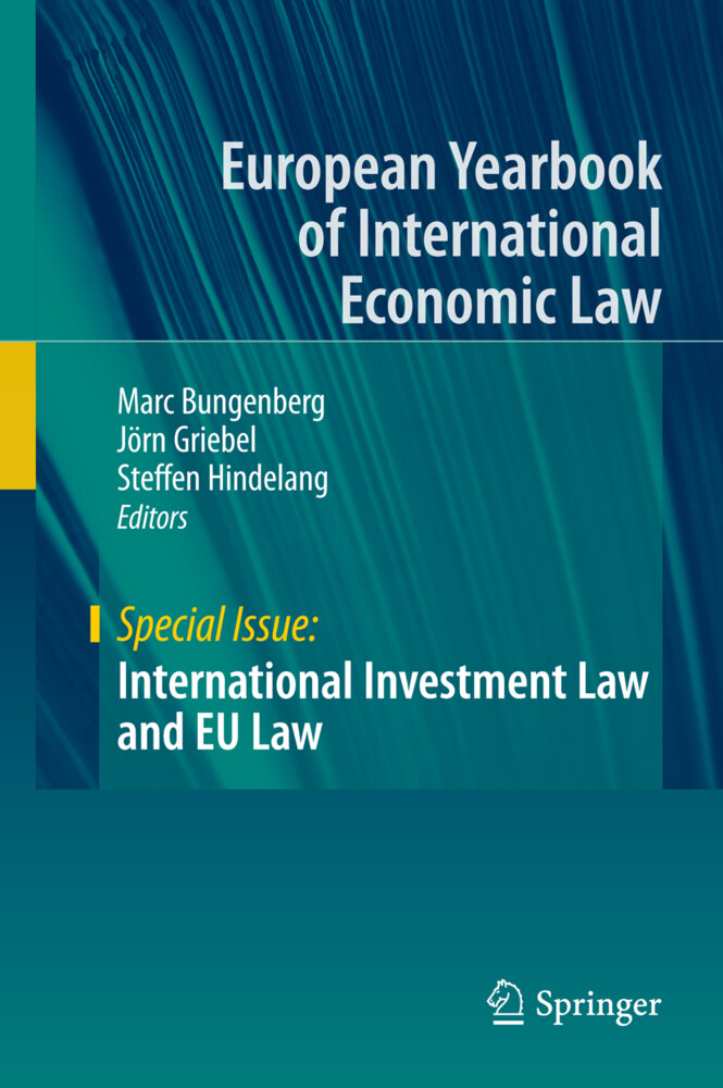 International Investment Law and EU Law als Buch (gebunden)