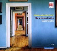The Orchestral Suites-BWV 1066-1069 als CD