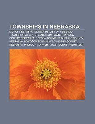 Townships in Nebraska als Taschenbuch