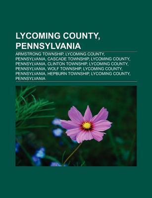 Lycoming County, Pennsylvania als Taschenbuch