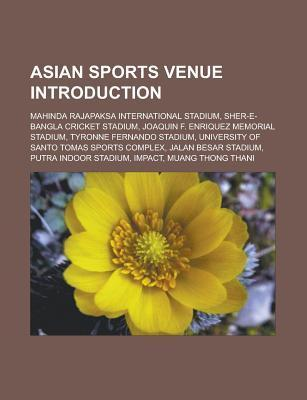 Asian sports venue Introduction als Taschenbuch