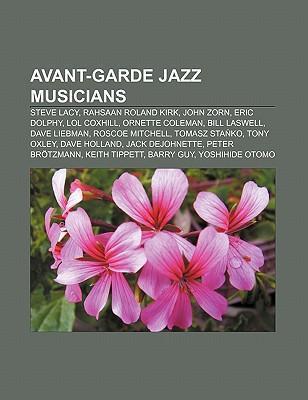 Avant-garde jazz musicians als Taschenbuch