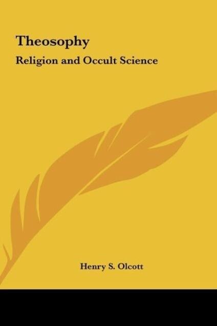 Theosophy als Buch (gebunden)