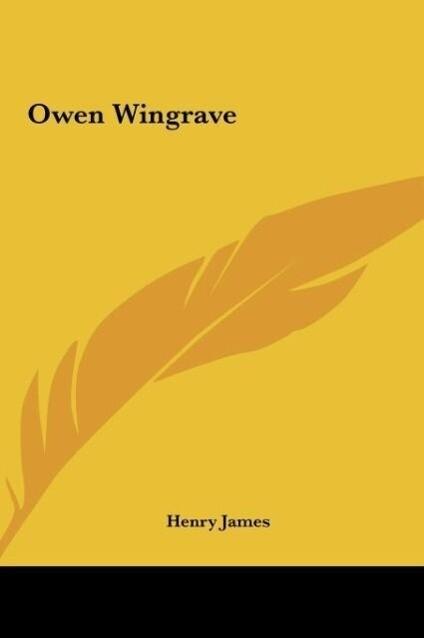 Owen Wingrave als Buch (gebunden)