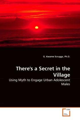 There's a Secret in the Village als Buch (kartoniert)