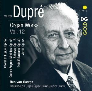 Orgelwerke Vol.12 als CD