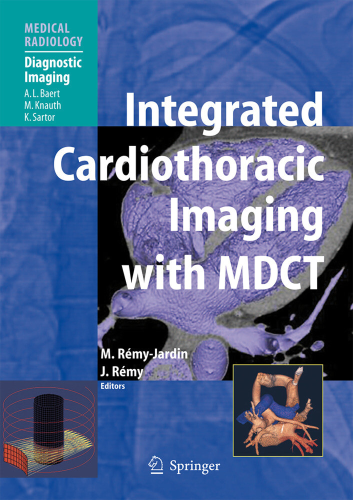 Integrated Cardiothoracic Imaging with MDCT als Buch (kartoniert)