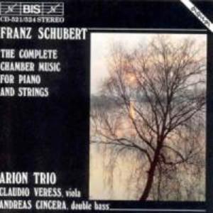 Sämtliche Kammermusik Für Klavier u.Streicher (GA) als CD