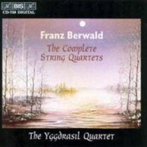 Sämtliche Streichquartette (GA) als CD