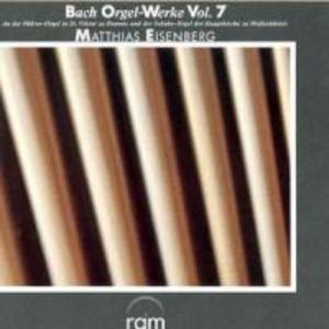 Orgelwerke Vol.7 als CD