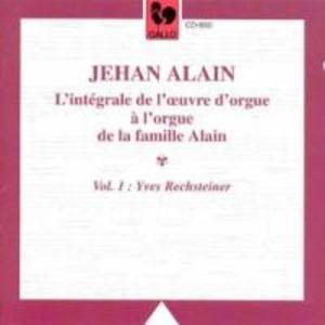 Orgelmusik Vol.1 als CD