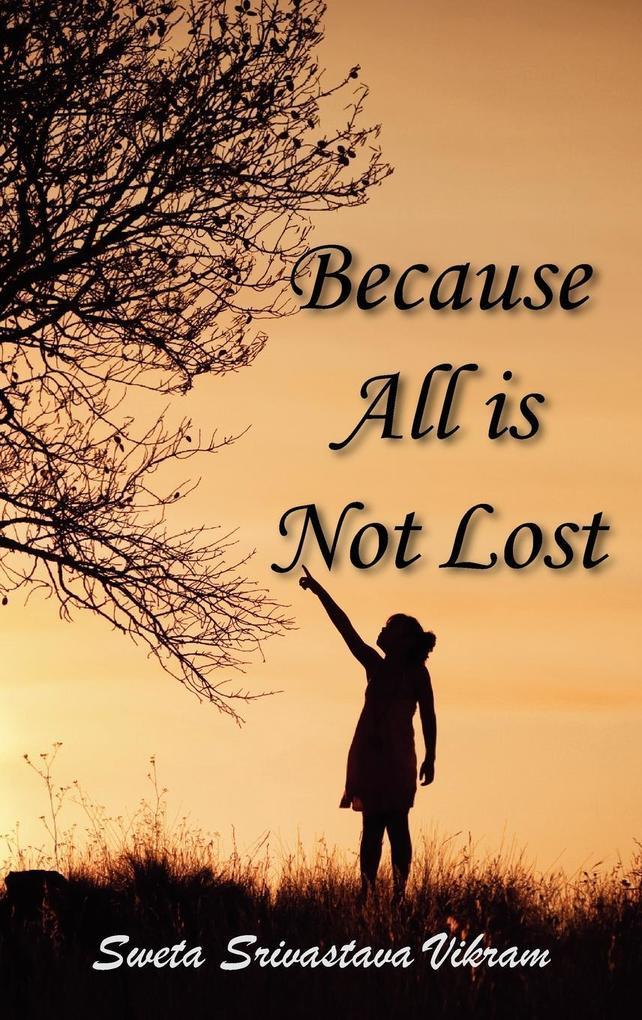 Because All Is Not Lost als Buch (gebunden)