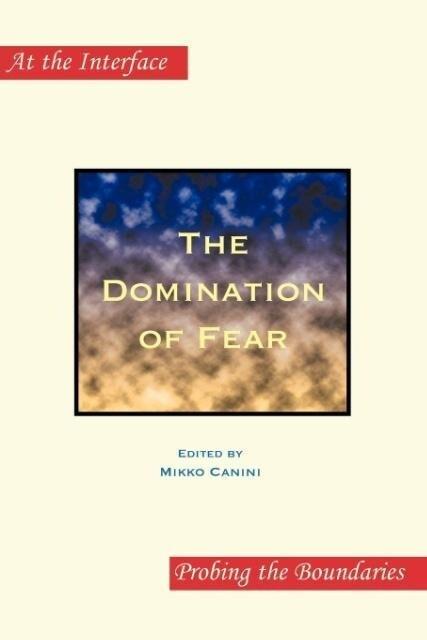 The Domination of Fear als Taschenbuch