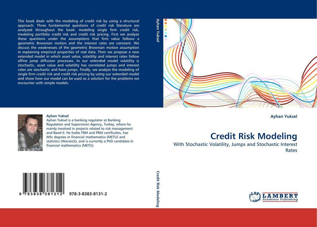 Credit Risk Modeling als Buch (kartoniert)