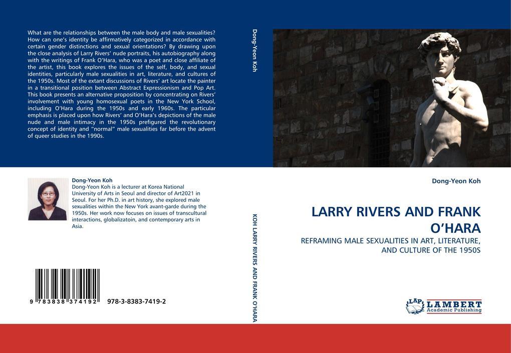 LARRY RIVERS AND FRANK O'HARA als Buch (gebunden)