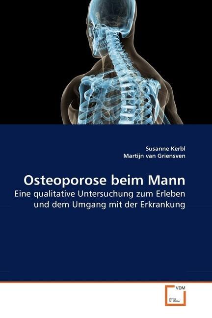 Osteoporose beim Mann als Buch (kartoniert)