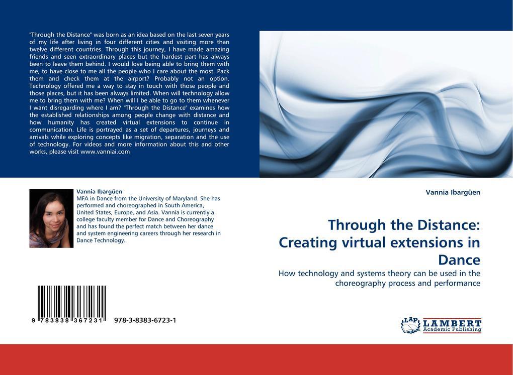 Through the Distance: Creating virtual extensions in Dance als Buch (kartoniert)