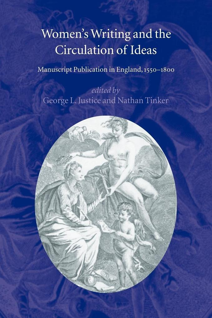 Women's Writing and the Circulation of Ideas als Taschenbuch