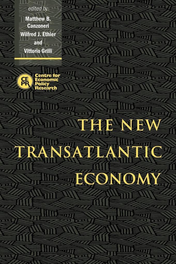 The New Transatlantic Economy als Taschenbuch
