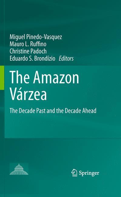 The Amazon Várzea als Buch (gebunden)