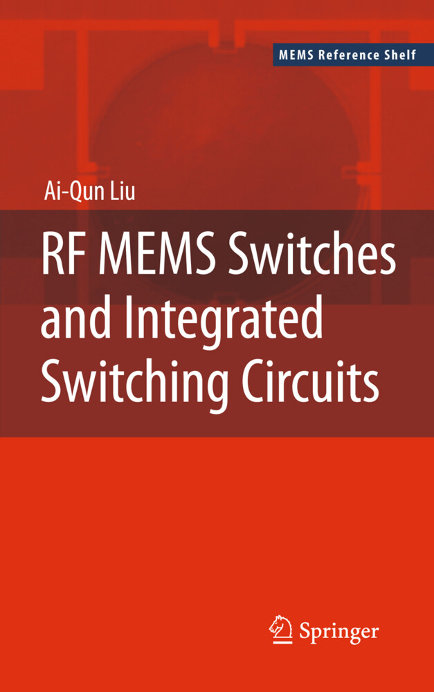 RF MEMS Switches and Integrated Switching Circuits als Buch (gebunden)