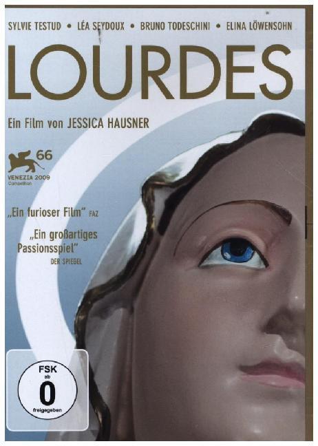 Lourdes als DVD