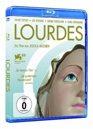 Lourdes als Blu-ray
