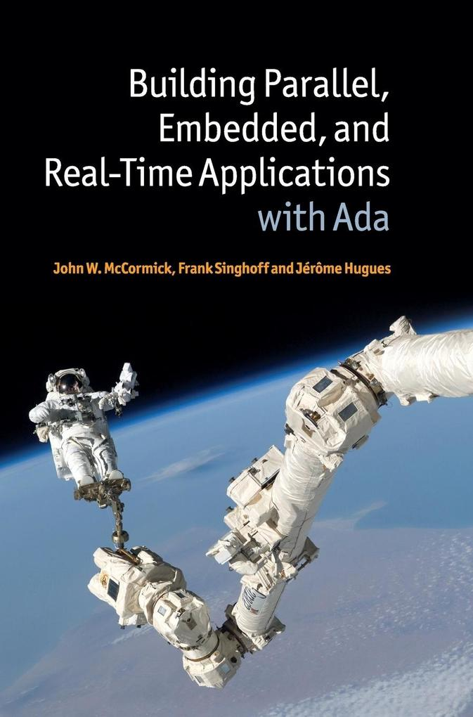 Building Parallel, Embedded, and Real-Time Applications with       Ada als Buch (gebunden)