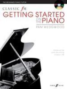 Classic FM: Getting Started on the Piano als Buch
