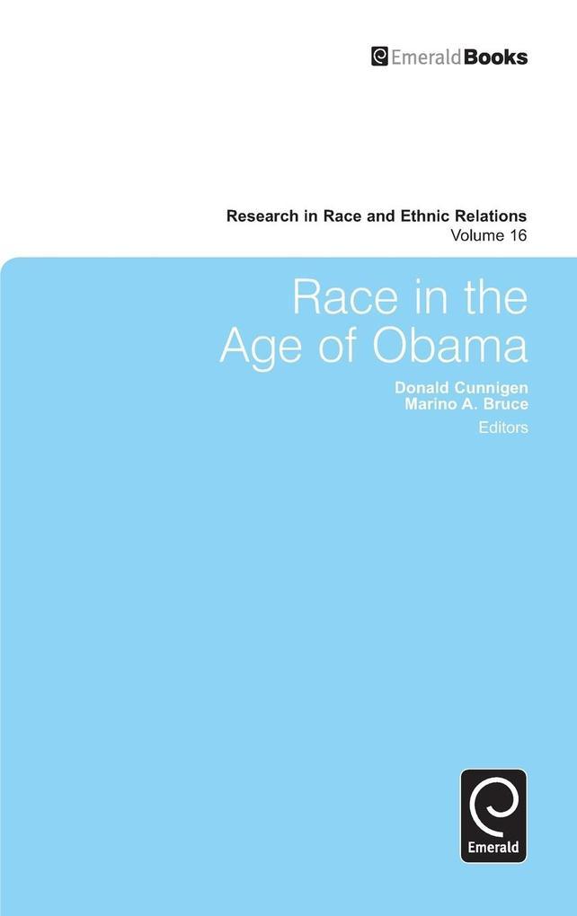 Race in the Age of Obama als Buch (gebunden)
