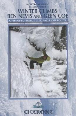 Winter Climbs Ben Nevis and Glen Coe als Taschenbuch