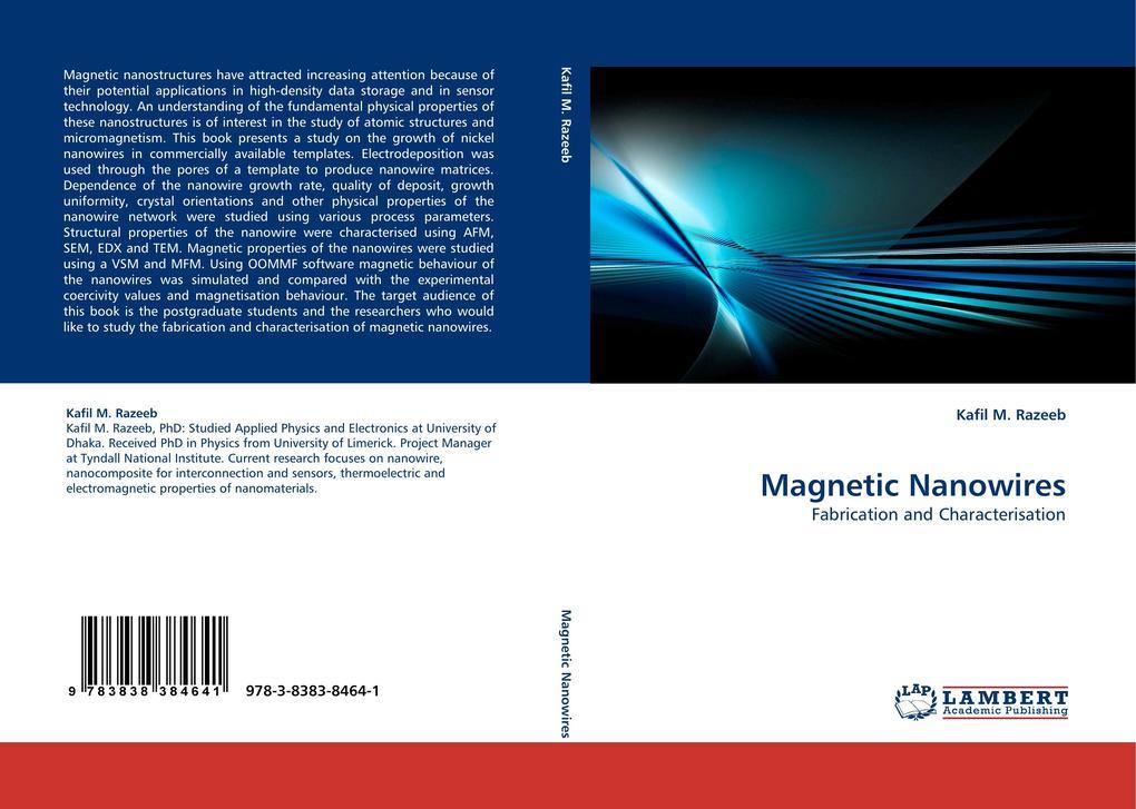 Magnetic Nanowires als Buch (kartoniert)