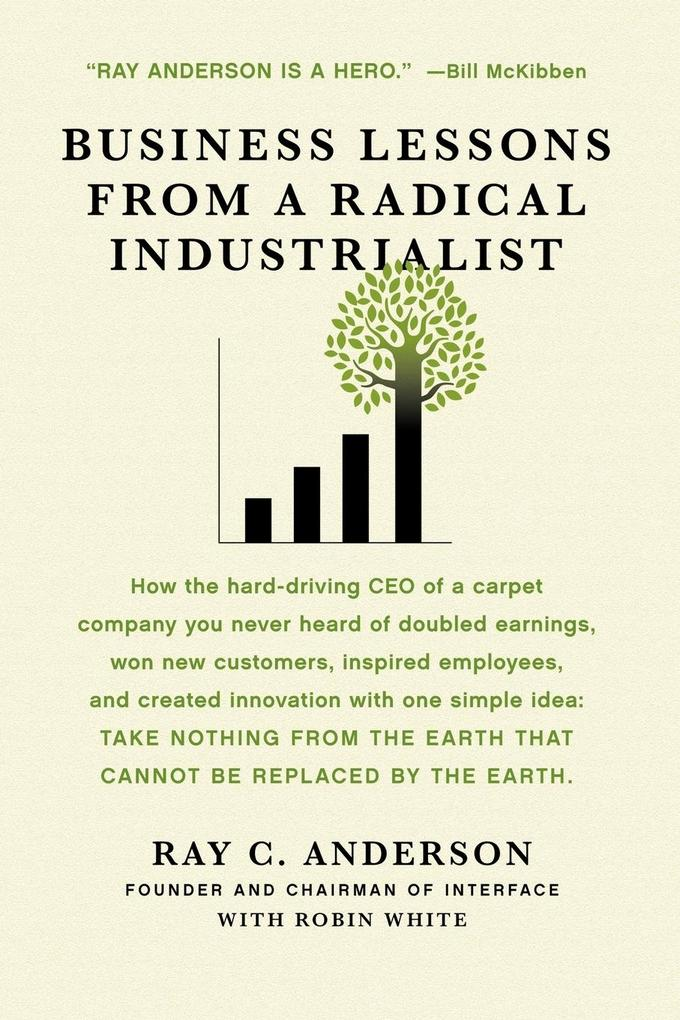 Business Lessons from a Radical Industrialist als Buch (kartoniert)