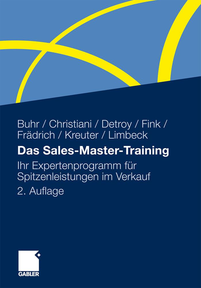 Das Sales-Master-Training als Buch (gebunden)