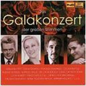 Galakonzert Der Grossen Stimmen als CD