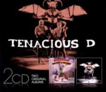 Tenacious D/The Pick Of Destiny als CD