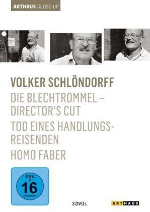 Volker Schlöndorff als DVD