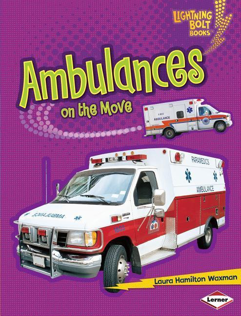 Ambulances on the Move als Buch (gebunden)