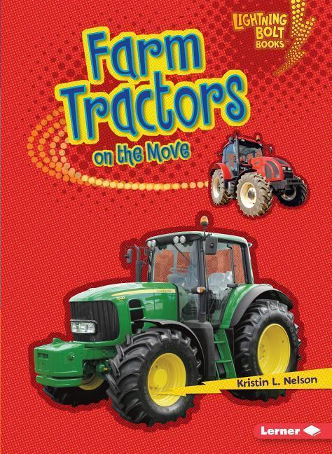 Farm Tractors on the Move als Taschenbuch