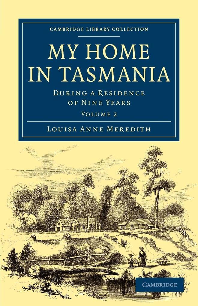 My Home in Tasmania als Taschenbuch